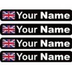 Name and Flag Labels