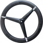PRO Shimano Carbon 3 Spoke Front Wheel
