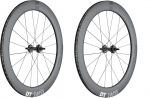 DT Swiss Full Carbon Tubular Track Wheelset